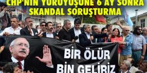 CHP İstanbul'a kurşun eylemi soruşturması