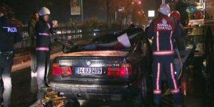 Maslak'daki kazada Erdal Tosun yaşamını yitirdi