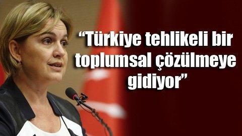 CHP'li Böke uyardı: Bir faşizm yaşıyoruz