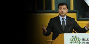 Selahattin Demirtaş: Cumhuriyet'i ele geçirmeyi düşünüyorlar