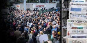 Dünya basını: Muhalefetin en itibarlı sesi hedefte