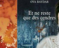 2016 Fransa – Türkiye Edebiyat Ödülü Oya Baydar'a verildi