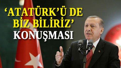 10 Kasım'da da durmadı; CHP'ye çattı