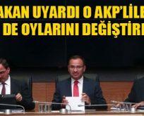 CHP ve AKP uzlaştı; Bakan Bozdağ kızdı