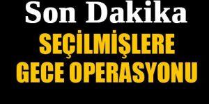 HDP'li eş başkanlara ve vekillere gözaltı!