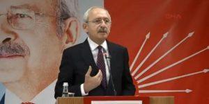 Kemal Kılıçdaroğlu kürsüde okudu: Erdoğan 1993'te 'başkanlık' için bakın neler söylemiş