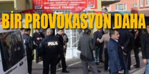 Bursa'da CHP'ye saldırı!