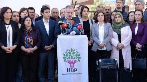 HDP, AİHM'e gitmeye hazırlanıyor