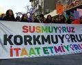 """Kadınlar Ankara'da polis saldırısı dinlemedi: """"İtaat etmiyoruz!"""""""