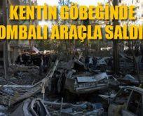 Diyarbakır'da patlama: 1 ölü, 30 yaralı