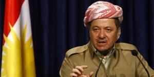 Barzani: Kürtler geri çekilmeyecek