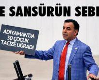 AKP'lilere tacizi ve sansürü anlattı