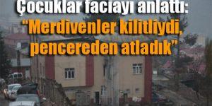 Yaralı çocuklar AKP'li Kaynak'ı yalanladı