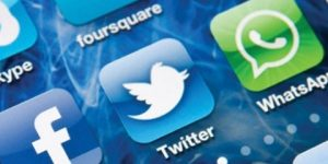 Twitter, Facebook ve WhatsApp'a engel!