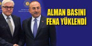 Çavuşoğlu'na sert sözler: Maço, saygısız!