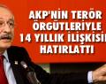 Kılıçdaroğlu'ndan çok sert terör tweetleri