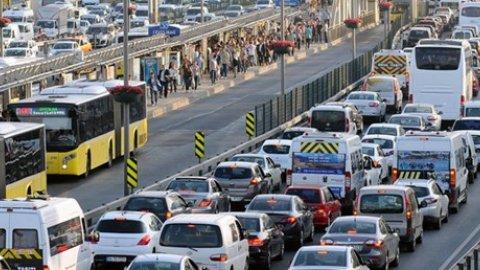 Trafikte yeni dönem başlıyor!