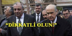 Tuğrul Türkeş'ten partisine Bahçeli uyarısı!