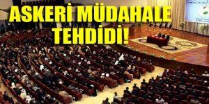 Irak'tan Türkiye'ye tehdit!