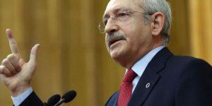 Kılıçdaroğlu: Tutturmuşlar başkanlık olacak, hayır olmayacak