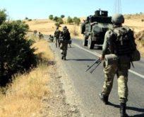 Diyarbakır'da çatışma: 1 asker hayatını kaybetti