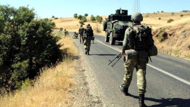 Şırnak'ta patlama: 1 şehit, 5 yaralı