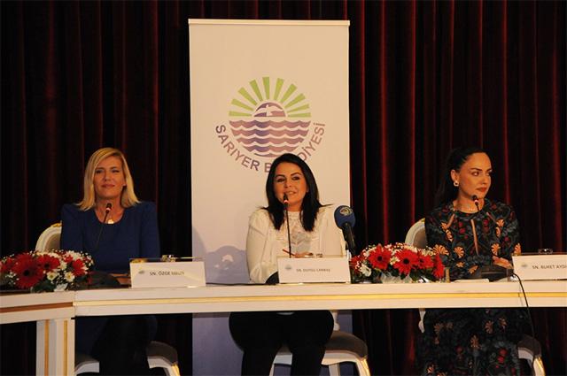 Demokrasi Ve Özgürlük Paneli Yapıldı.
