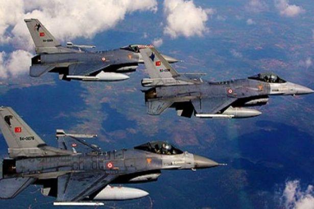 Suriye medyası: Türk uçakları Bab'ın kuzeyinde 7 sivili öldürdü