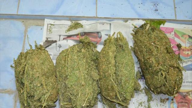 Sarıyer'de uyuşturucu operasyonu.