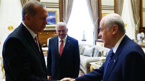 AKP'li vekilden Bahçeli iddiası