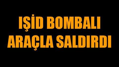 TSK'ya bombalı saldırı: Şehit ve yaralılar var