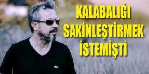 HDP binasına saldırıda bir polis şehit oldu