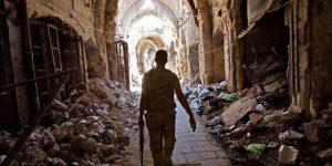 Suriye ordusu Eski Halep'i kurtardı