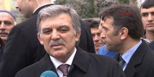 Abdullah Gül'den Kayseri patlamasına ilişkin açıklama
