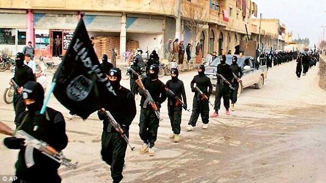 'IŞİD'in elinde Türk malı potasyum nitratlar var'