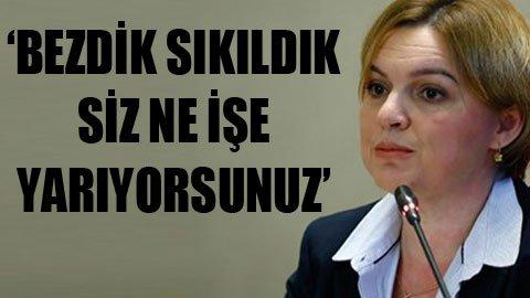 'İster FETÖ ister Nusra sorumlu AKP'dir'