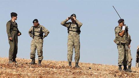 'El Bab'a 500 komando sevk edildi'