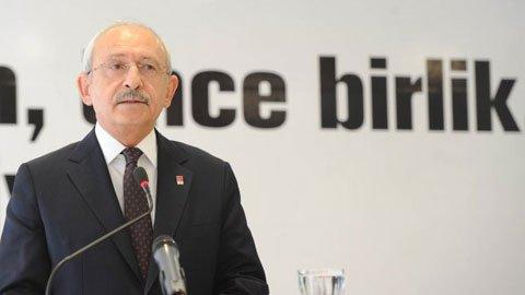 Kılıçdaroğlu: Sorumlu fiili başkanlık