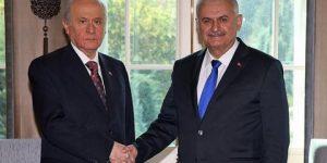 AKP ve MHP'de başkanlık krizi!