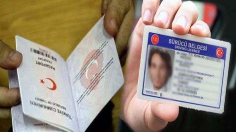 Ehliyet ve pasaporta zam!