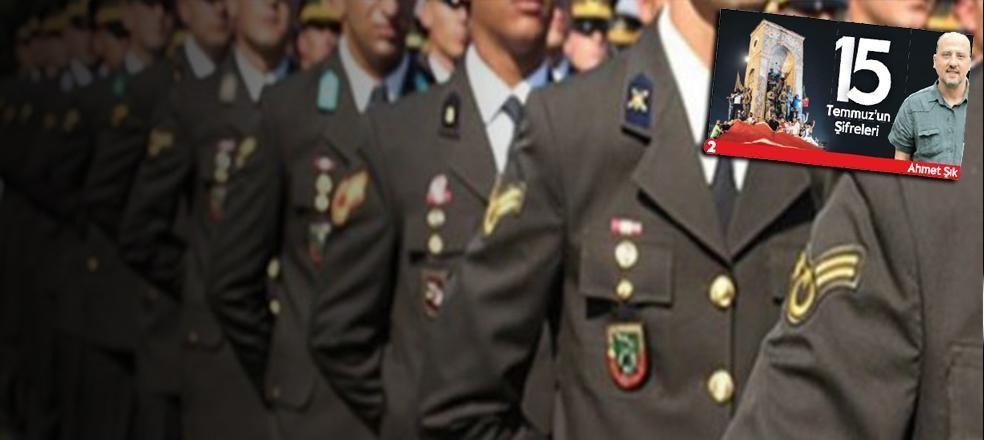 Cemaat orduyu nasıl ele geçirdi
