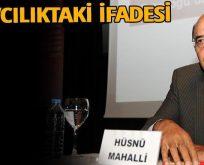 Hukuk garabeti: Gazeteci Hüsnü Mahalli tutuklandı