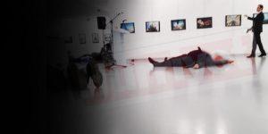 Rusya Büyükelçisi Karlov Ankara'da silahlı suikasta uğradı