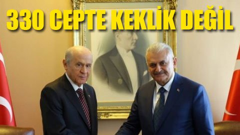 AKP ve MHP yönetimleri telaşta