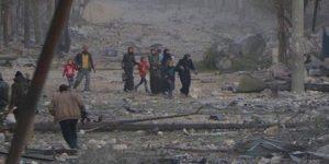 6 binden fazla kişi Halep'ten tahliye edildi!