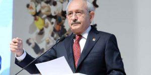 Kılıçdaroğlu'ndan Erdoğan'a Suriye tepkisi