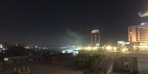 İstanbul'da iki büyük patlama sesi
