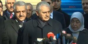 Başbakan'dan flaş seçim iptali açıklaması
