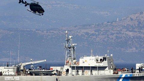 Türkiye'den Yunan karasularında operasyon