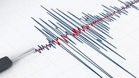 Ege'de 5.1 büyüklüğünde deprem